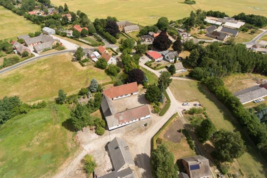 Fritids/Lystejendom på Kirkerupvej i Slagelse - Ejendommen