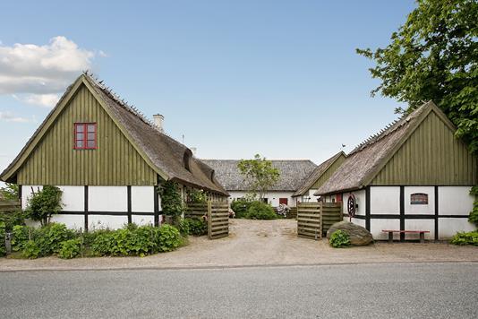 Fritids/Lystejendom på Fuglsangvej i Præstø - Andet