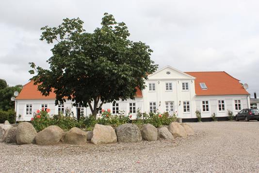 Planteavlsgård på Dianalundvej i Dianalund - Hovedbygning