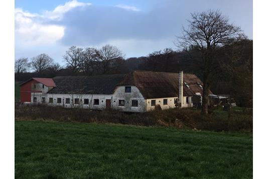 Planteavlsgård på Vesterslettevej i Sjølund - Andet