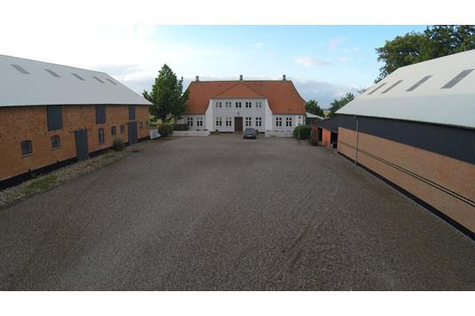 Planteavlsgård på Ravnbjerg i Christiansfeld - Stuehus