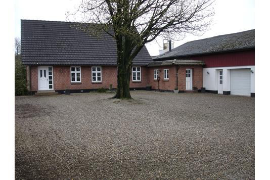 Planteavlsgård på Lille Vedbølvej i Vojens - Andet