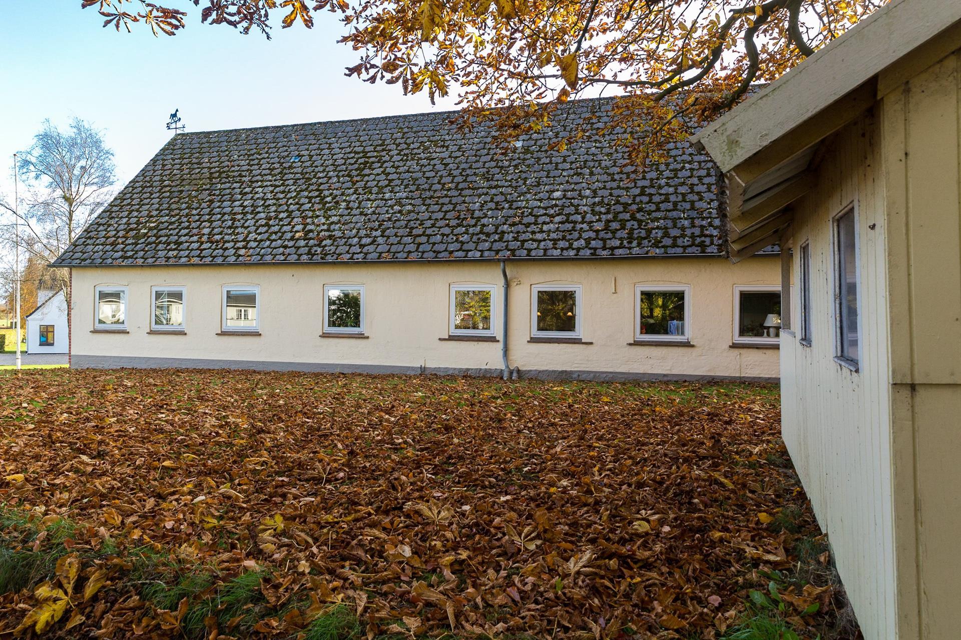 Planteavlsgård på Vilsbækvej i Padborg - Andet