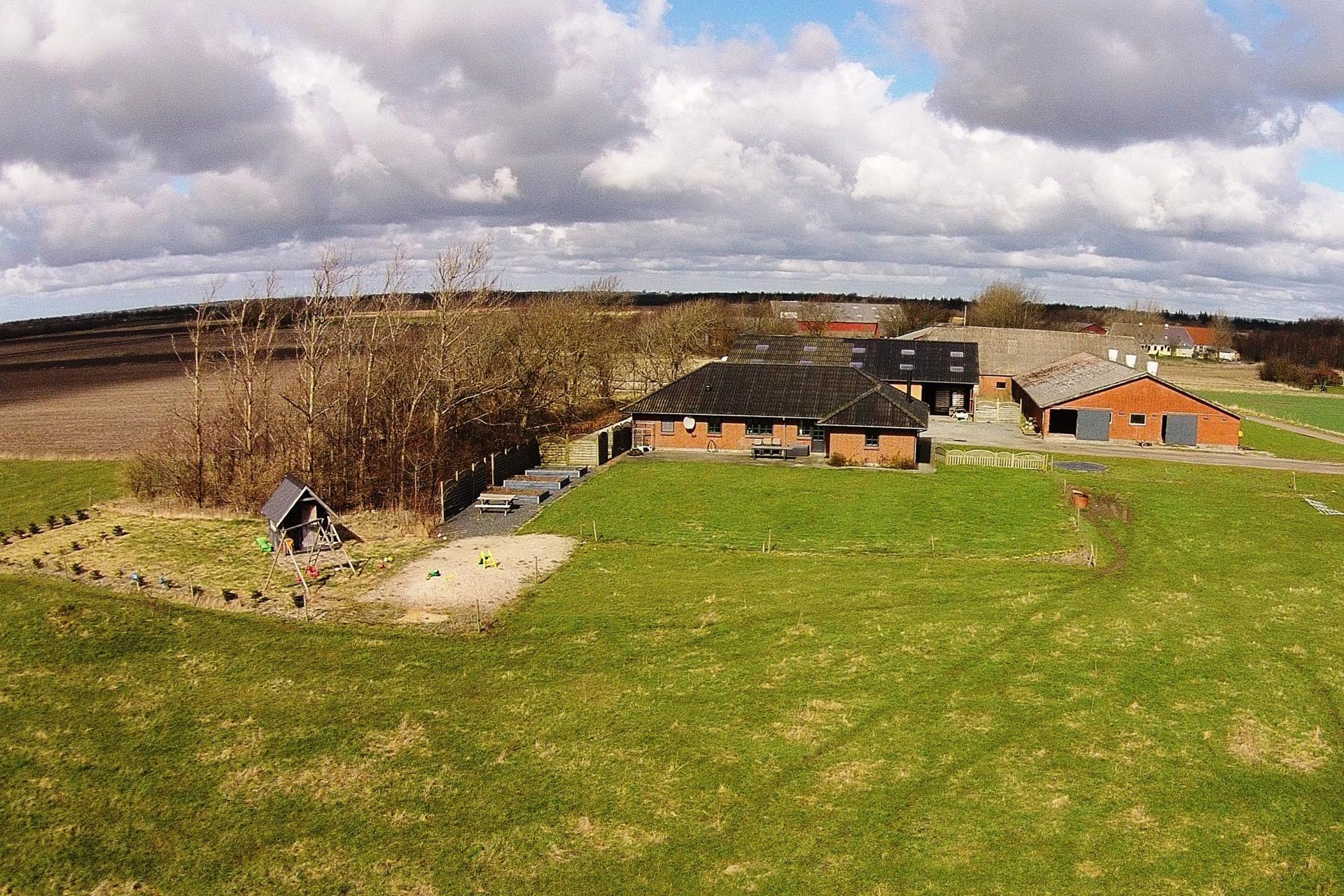 Kvæggård på Nr Vollum i Bredebro - Andet