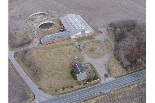 Kvæggård på Grindsted Landevej i Grindsted - Andet