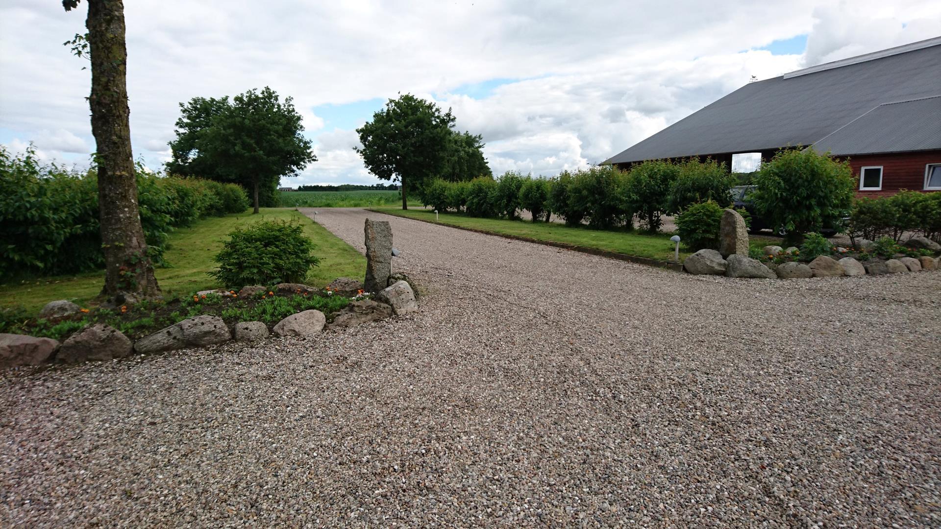 Kvæggård på Lindetvej i Gram - Andet