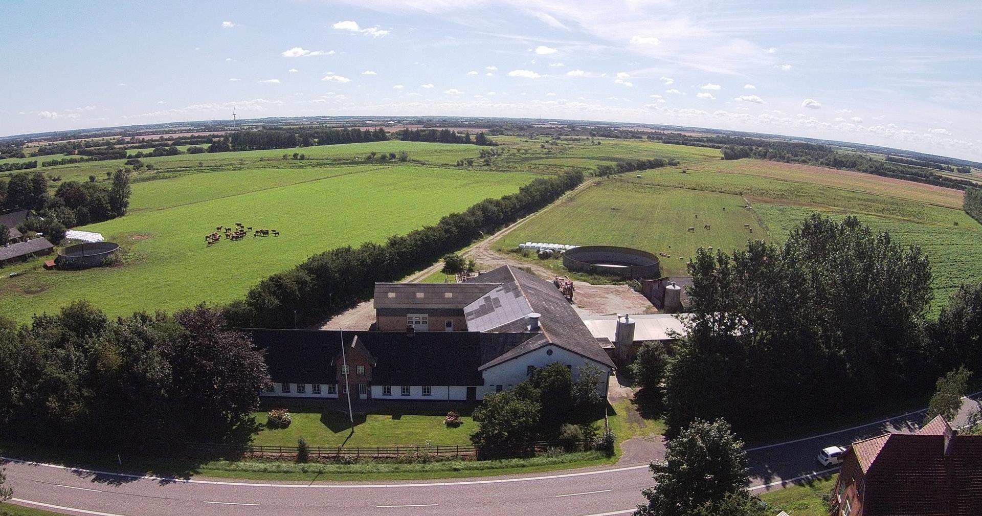 Planteavlsgård på Koldingvej i Løgumkloster - Andet