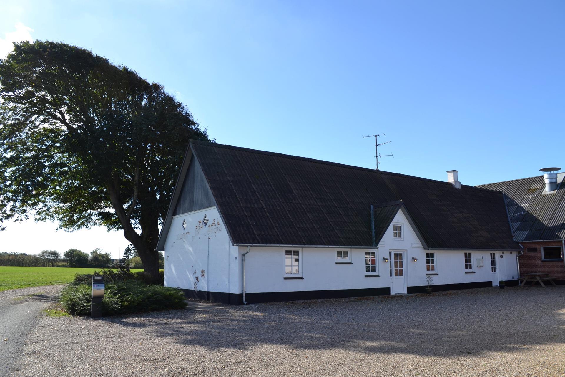 Kvæggård på Stenbrovej i Bramming - Andet
