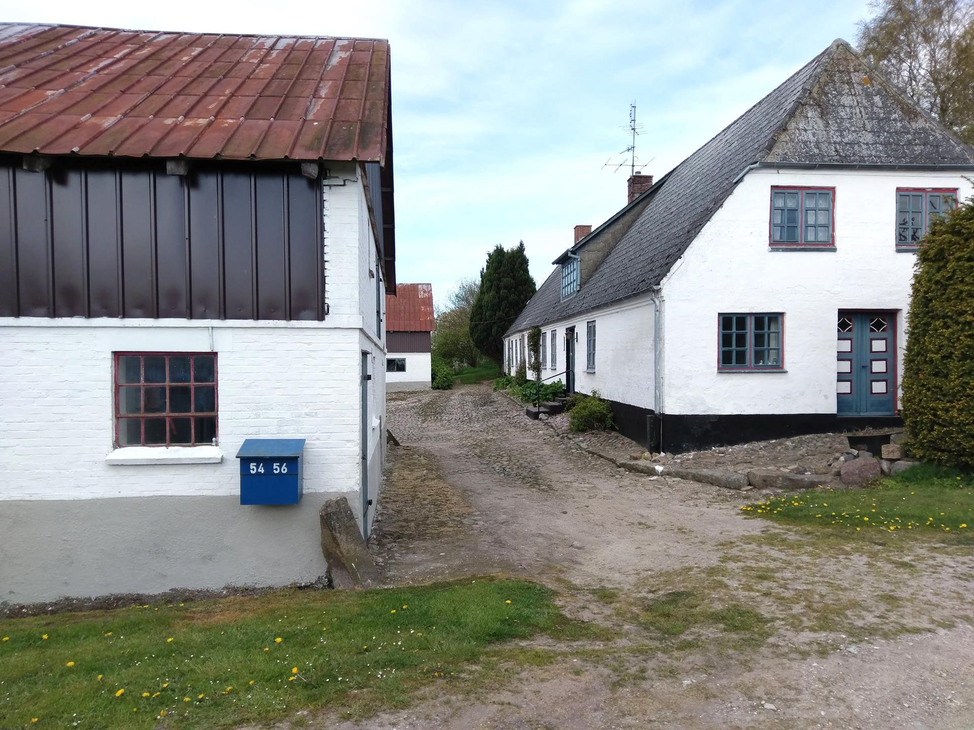 Planteavlsgård på Barsø Bygade i Barsø - Andet
