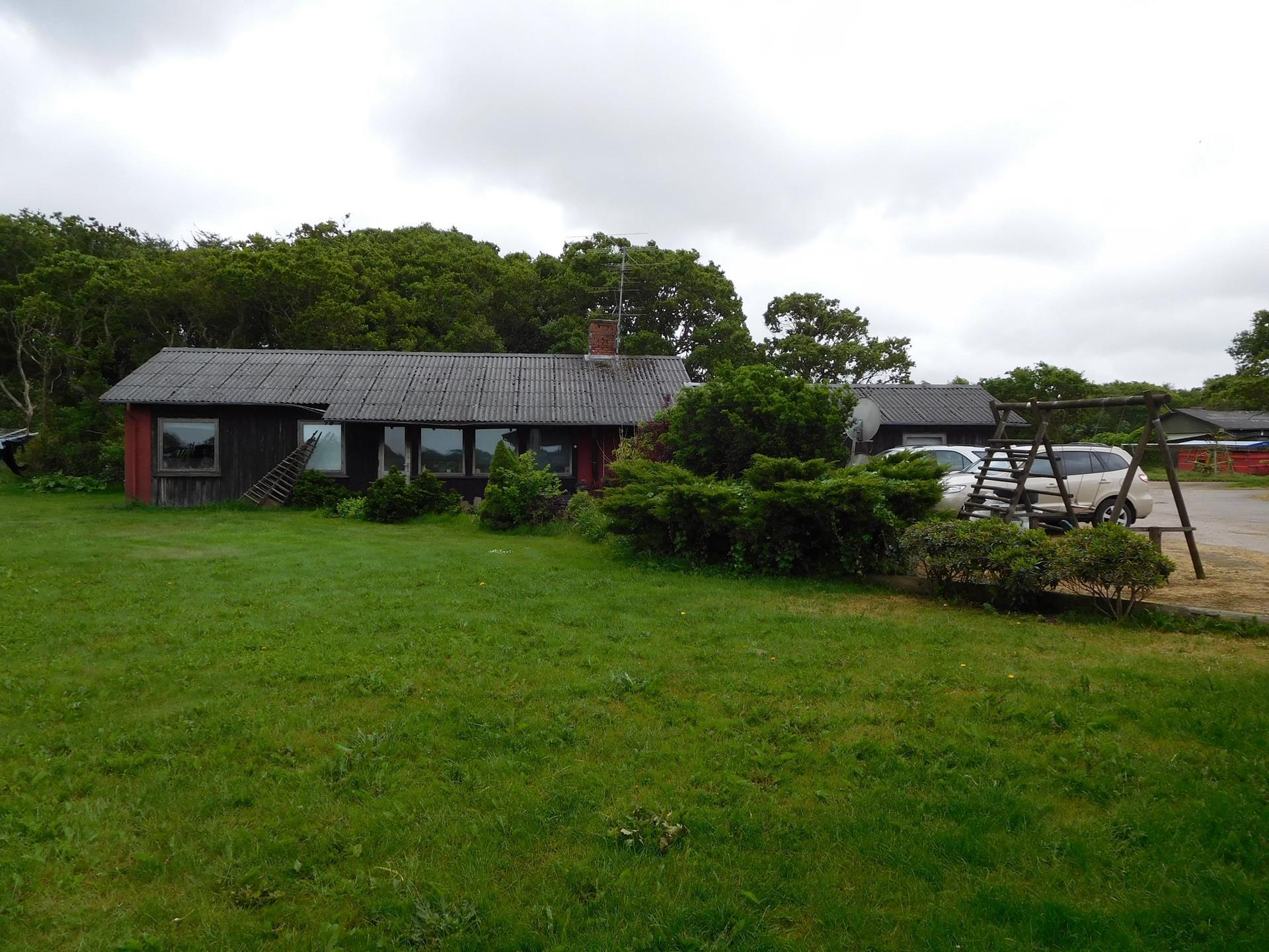 Kvæggård på Alslev Møllevej i Varde - Andet