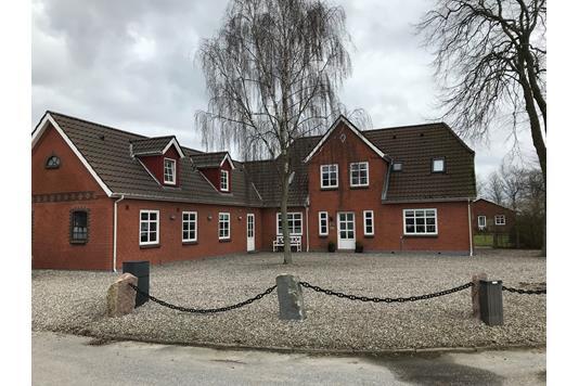 Kvæggård på Uge Bygade i Tinglev - Andet
