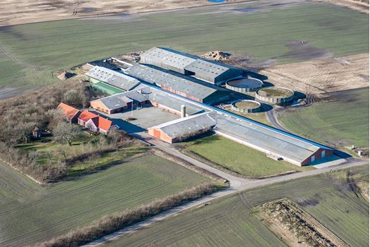 Planteavlsgård på Smørpøtvej i Bøvlingbjerg - Andet