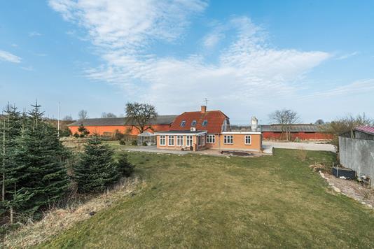 Planteavlsgård på Viborgvej i Højslev - Andet