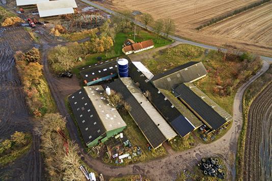 Planteavlsgård på Smedebækvej i Ejstrupholm - Andet