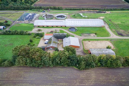Kvæggård på Østermarksvej i Viborg - Andet
