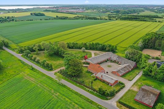 Planteavlsgård på Rudemøllevej i Skive - Andet