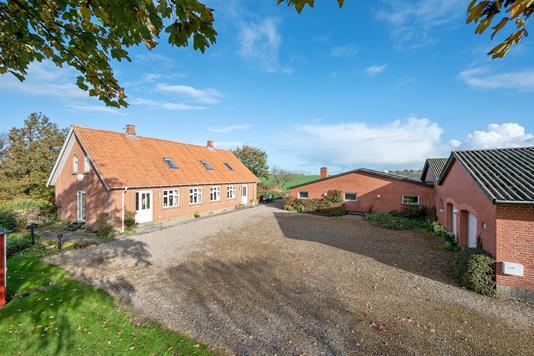Planteavlsgård på Trabjergvej i Holstebro - Andet