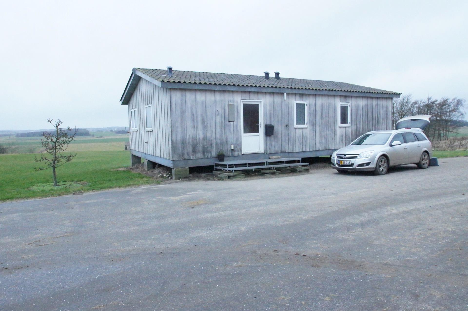 Kvæggård på Nørgaardsvej i Gedsted - Kontor