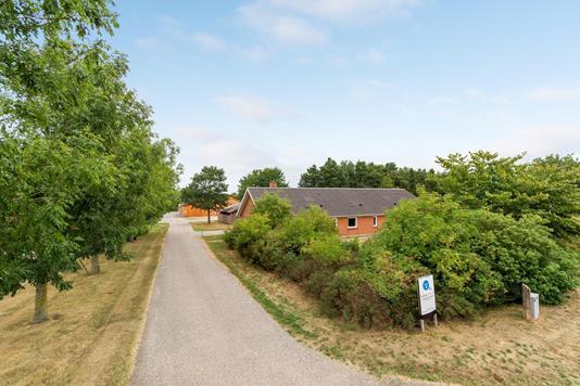 Andet på Hannerupvej i Aalestrup - Ejendommen