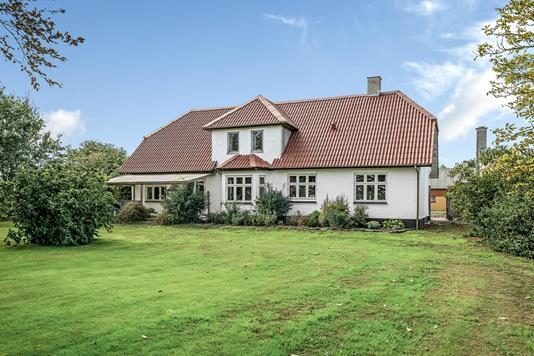 Planteavlsgård på Tueengvej i Aabybro - Ejendommen