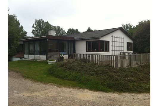Planteavlsgård på Mosbjergvej i Sindal - Stuehus
