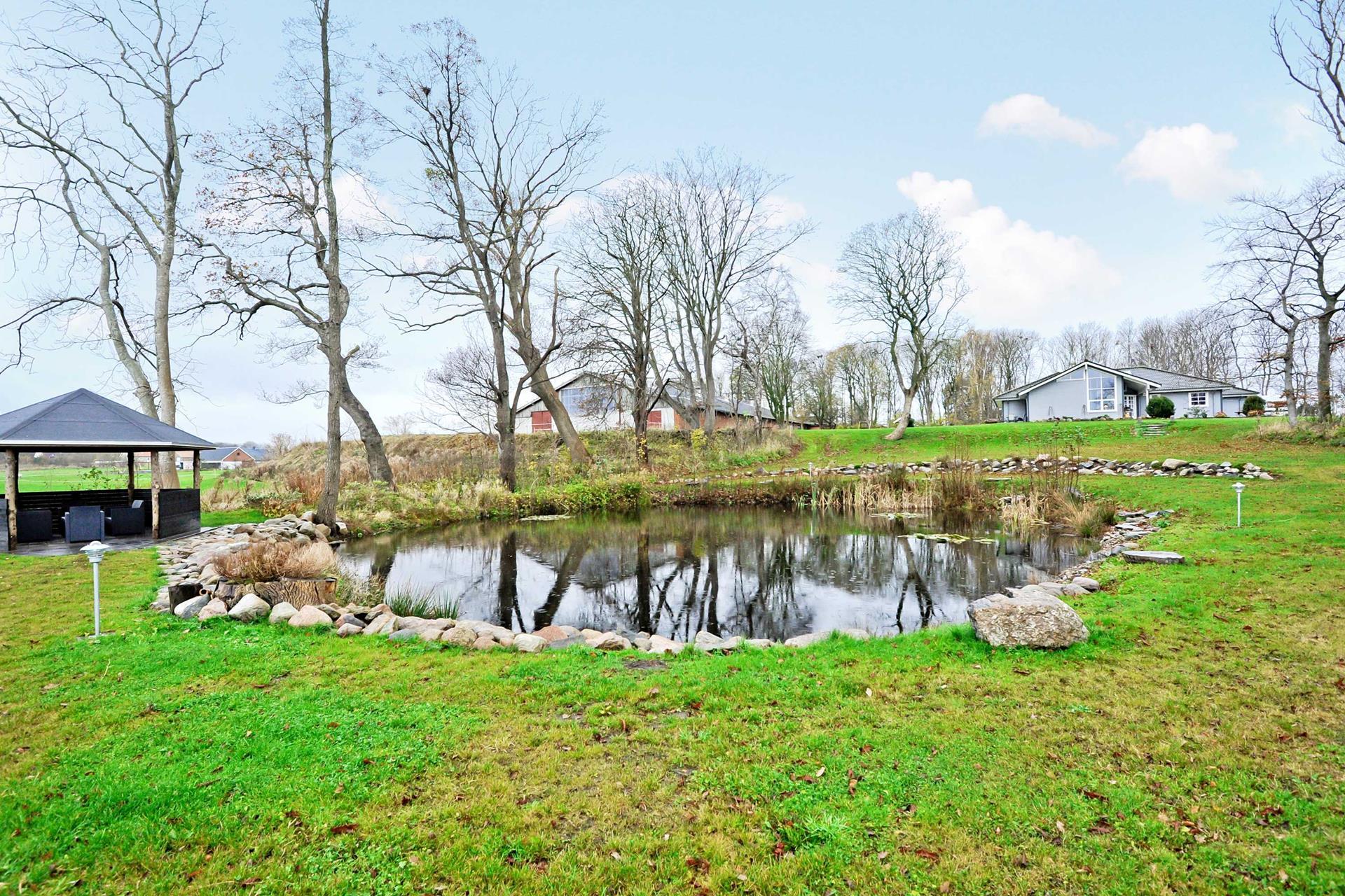 Planteavlsgård på Sdr Bindslevvej i Bindslev - Have