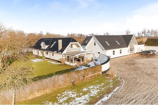 Planteavlsgård på Bolleskovvej i Dronninglund - Andet