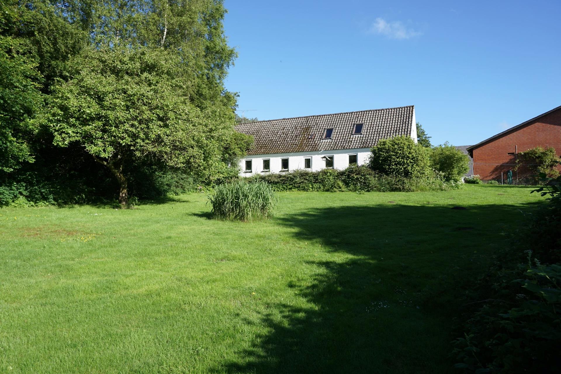 Planteavlsgård på Dorfvej i Dronninglund - Forsidebillede