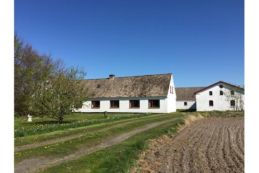 Planteavlsgård på Gl Klæstrupvej i Jerslev J - Andet