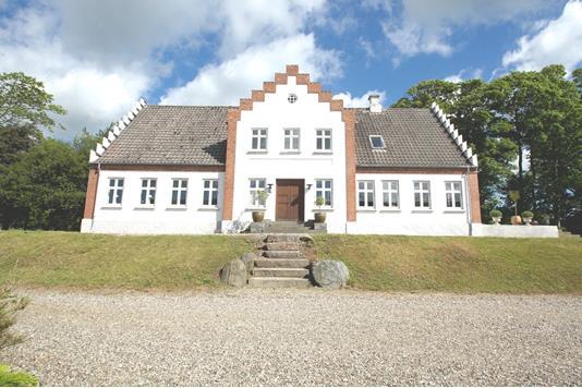 Planteavlsgård på Hugdrupvej i Dybvad - Andet