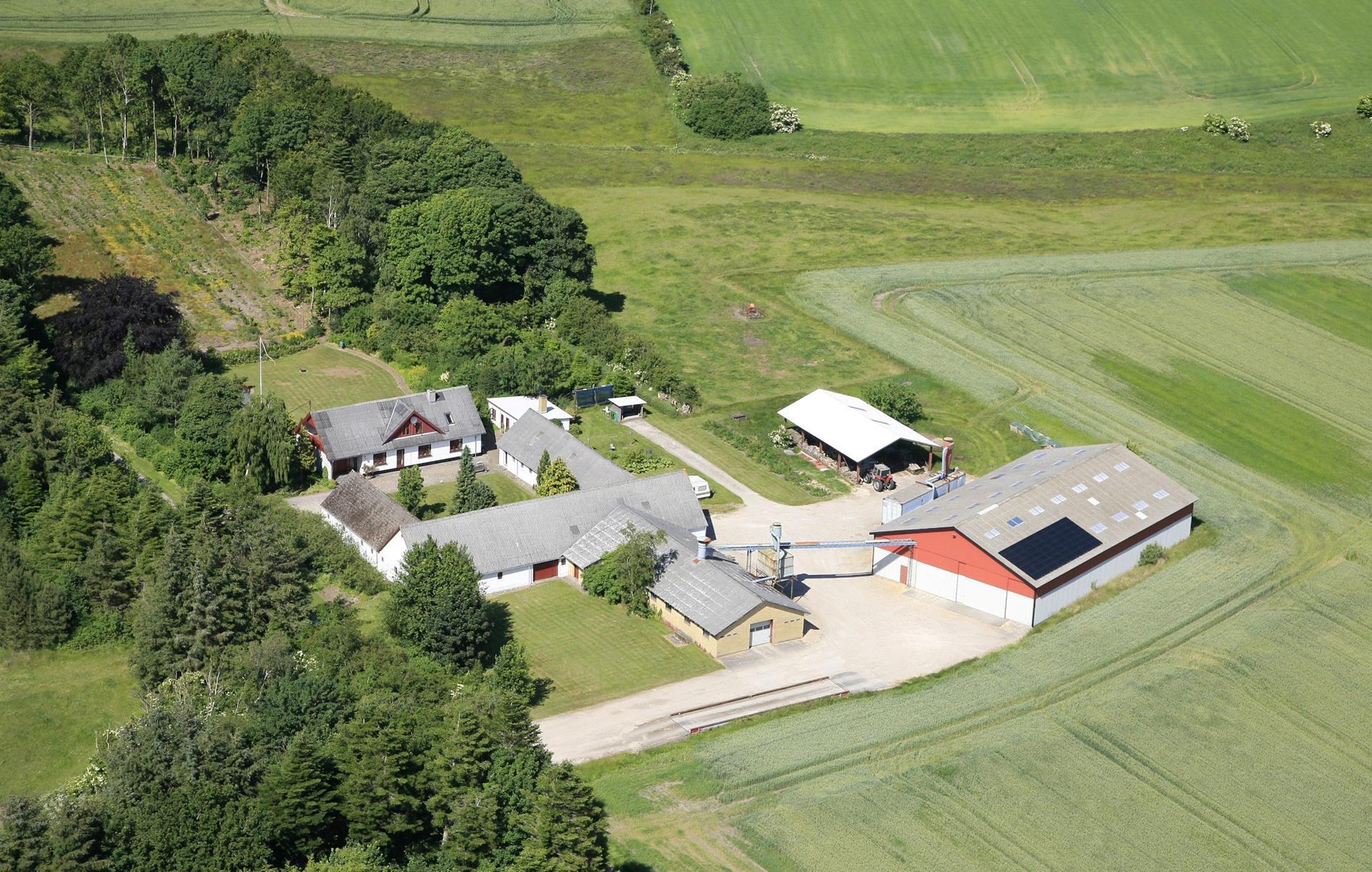 Planteavlsgård på Græshedevej i Hjørring - Andet