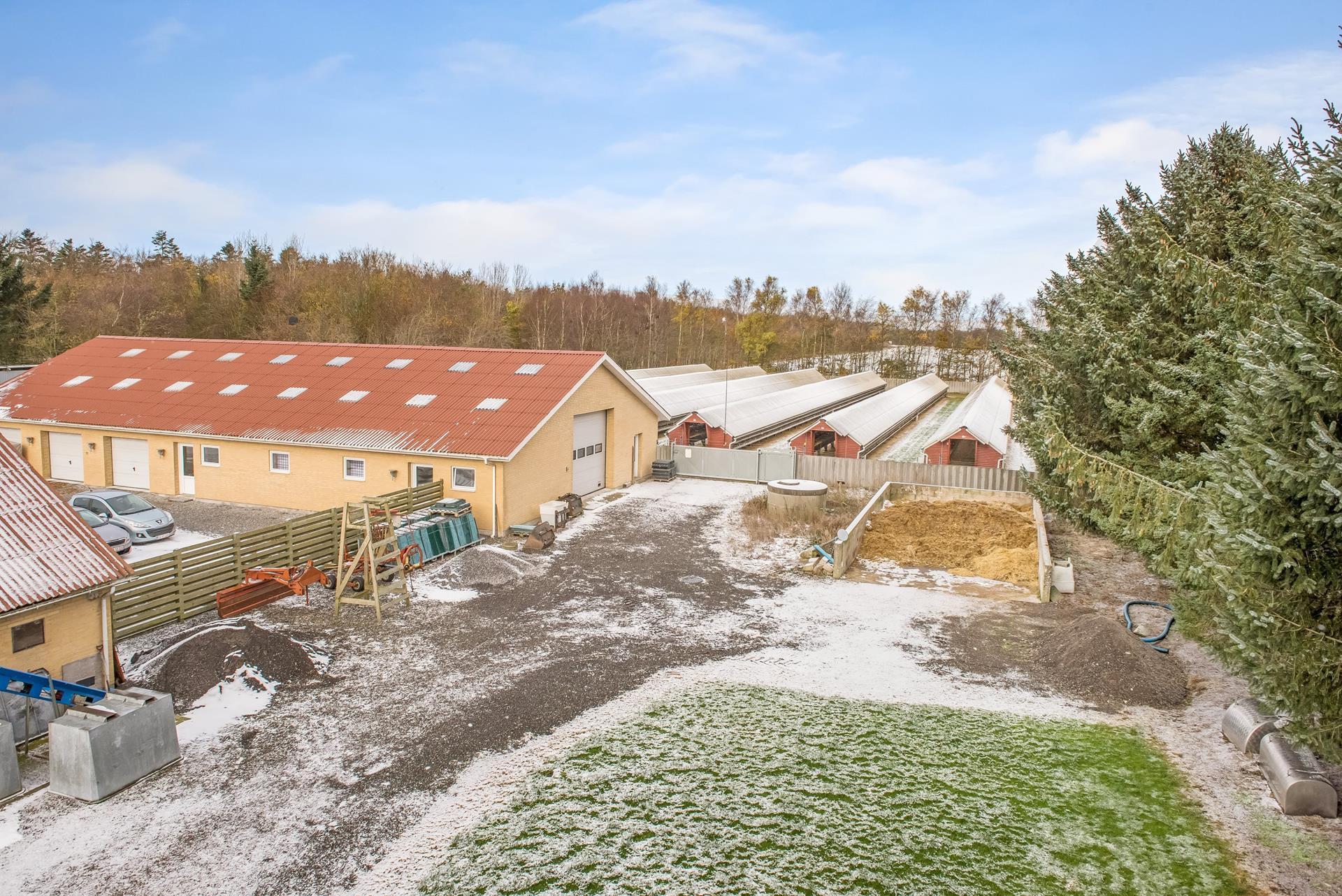 Andet på Vejby Sønderhede i Vrå - Ejendommen