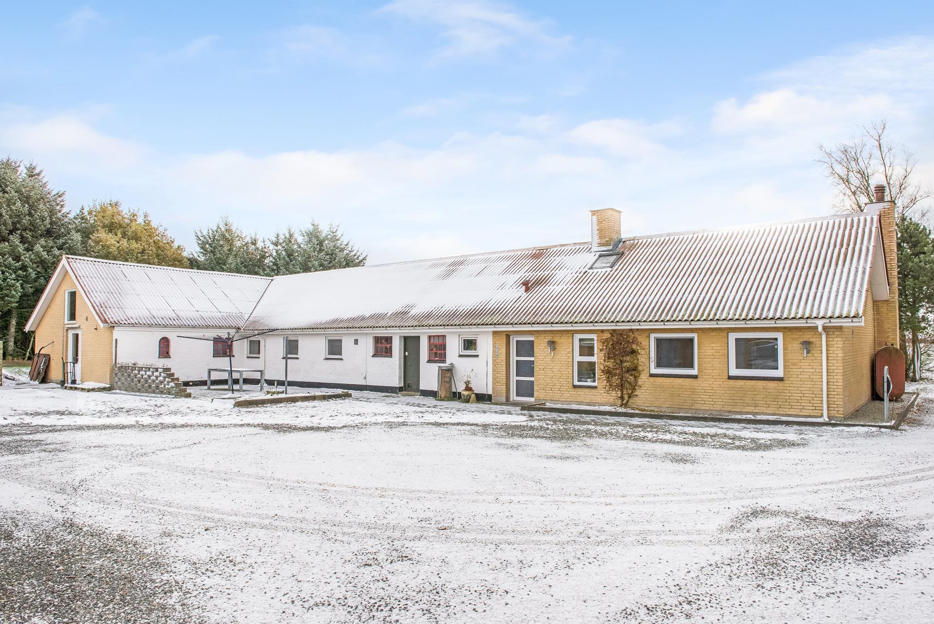 Andet på Vejby Sønderhede i Vrå - Stuehus