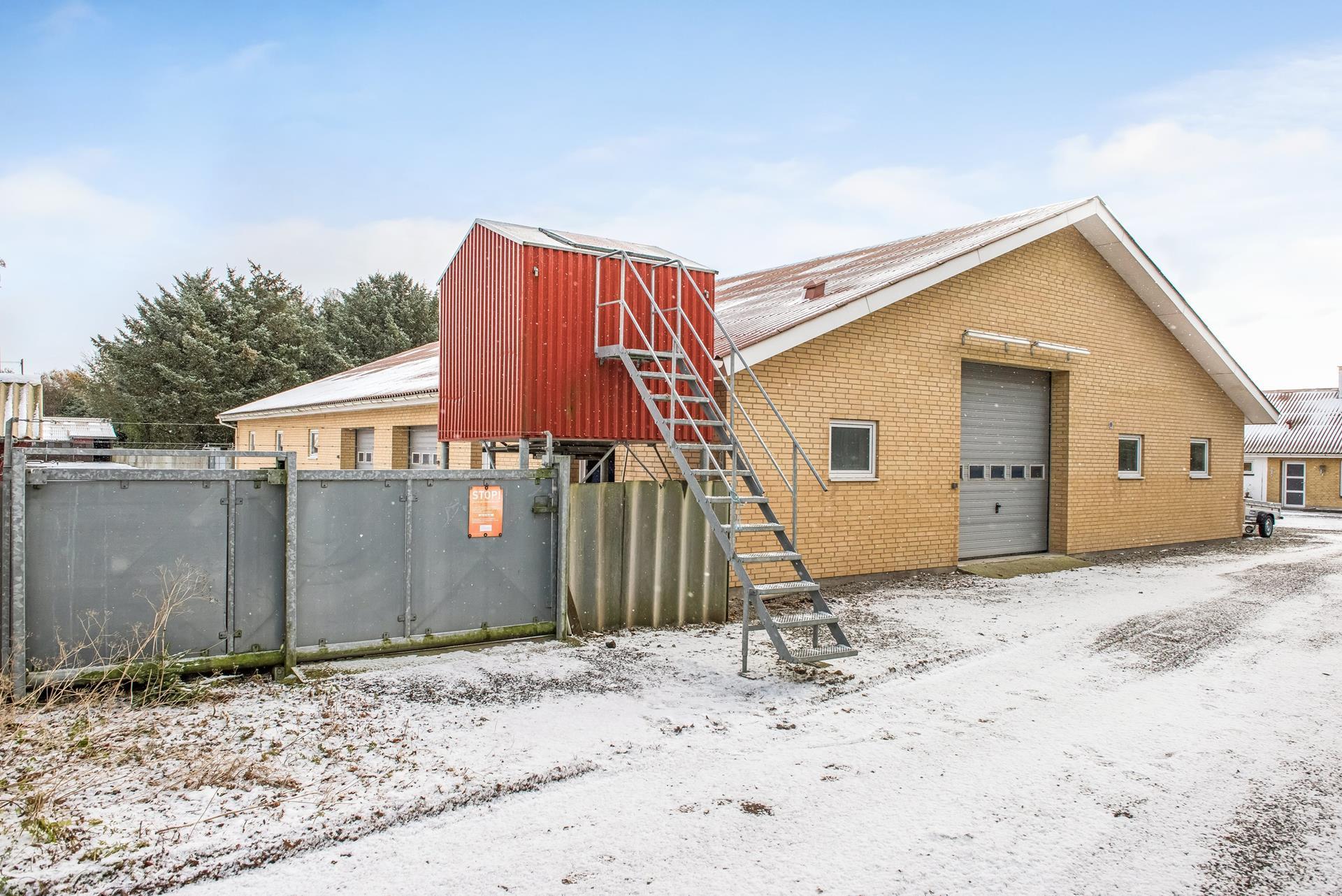 Andet på Vejby Sønderhede i Vrå - Andet