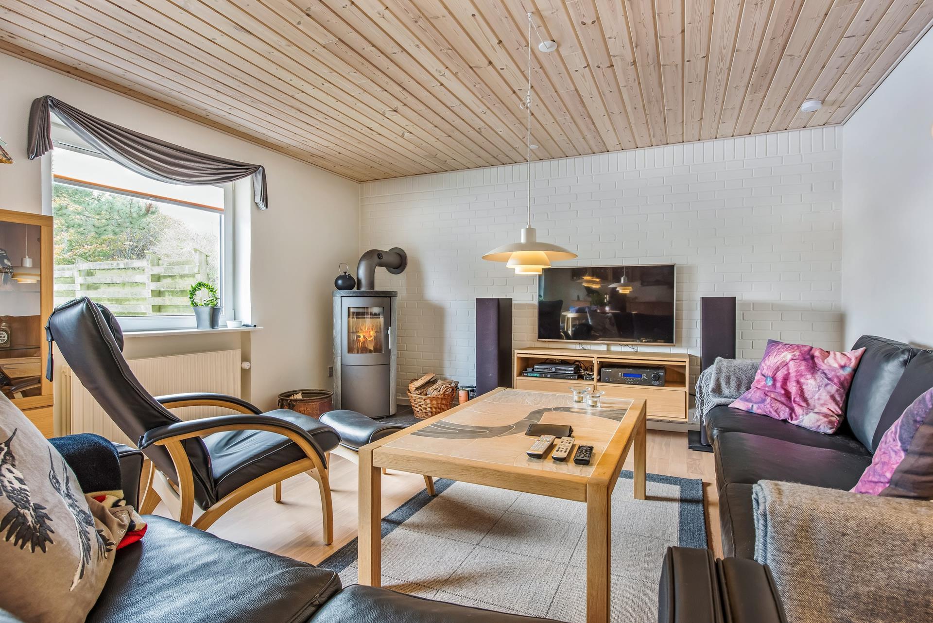 Andet på Vejby Sønderhede i Vrå - Stue