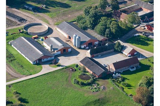 Kvæggård på Enegårdsvej i Balle - Andet