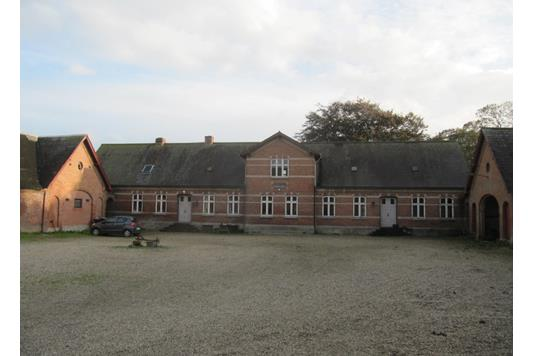 Kvæggård på Fløjstrupvej i Randers SØ - Andet