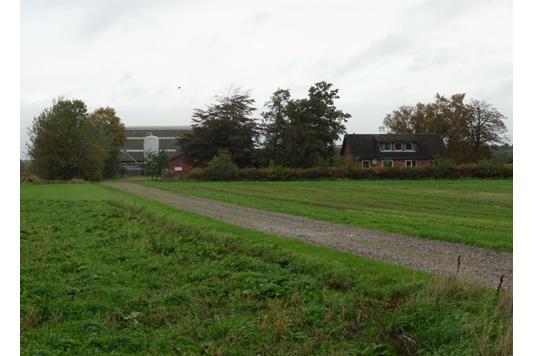 Kvæggård på Møgelholtvej i Hadsund - Andet