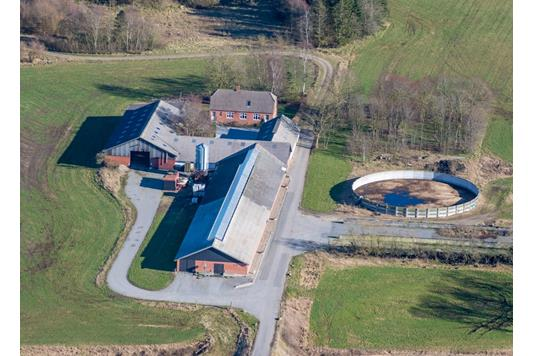 Kvæggård på Nejstvej i Sindal - Andet