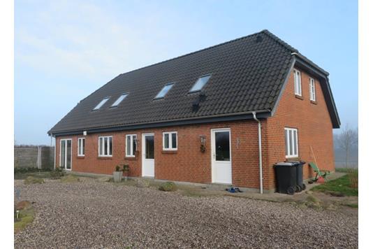 Kvæggård på Kirkevej i Randers NV - Andet
