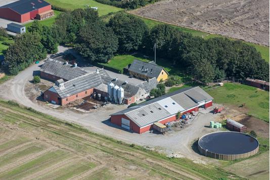 Planteavlsgård på Munkebovej i Gjerlev J - Andet