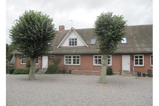 Svinegård på Slotsvej i Hornslet - Andet