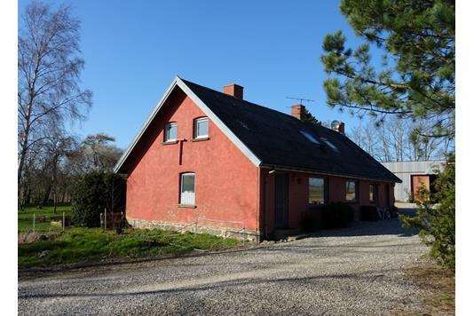 Svinegård på Drammelstrupvej i Ebeltoft - Andet