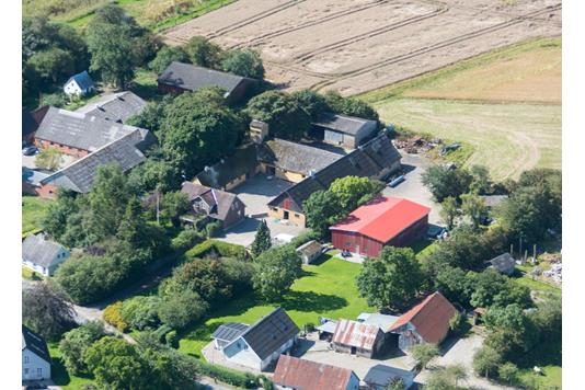 Planteavlsgård på Trudsholmvej i Havndal - Andet
