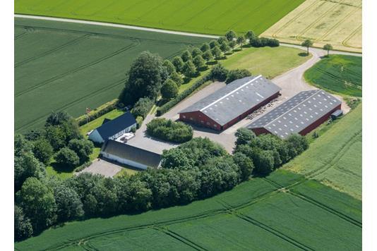Planteavlsgård på Langåvej i Langå - Andet