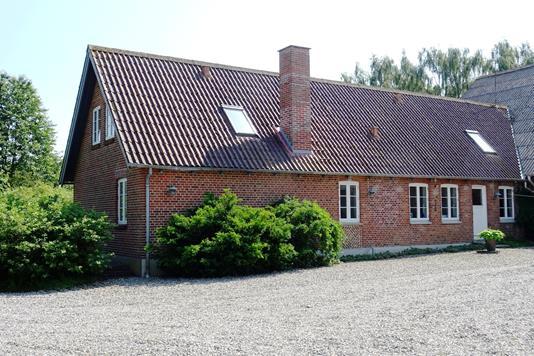 Planteavlsgård på Skolevangsvej i Hammel - Andet