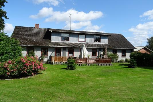 Planteavlsgård på Bavnehøjvej i Tjele - Andet
