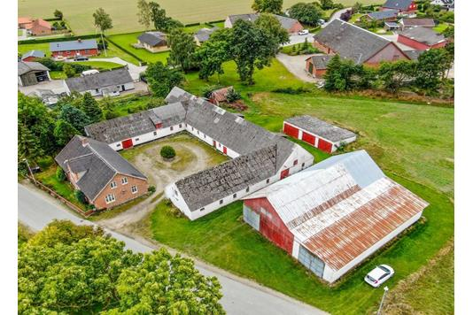 Planteavlsgård på Bavnevej i Randers NØ - Andet