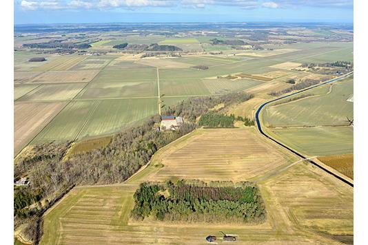 Planteavlsgård på Sundvejen i Kolind - Andet