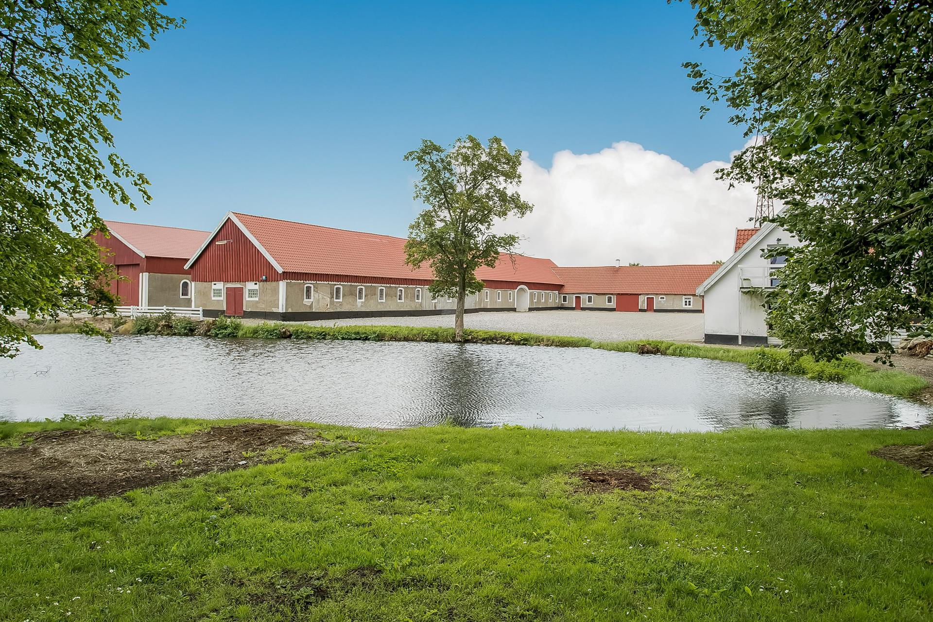 Planteavlsgård på Sønderskovvej i Kolind - Andet